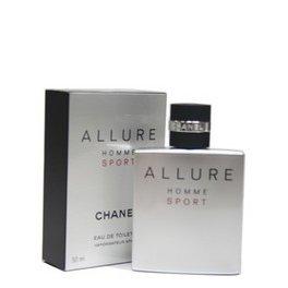 Levné pánské parfémy Chanel  Allure Homme Sport  EdT 100ml Tester